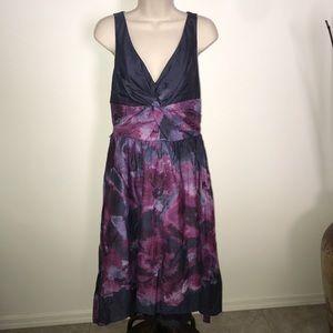 Lela Rose for Neiman Marcus high low dress